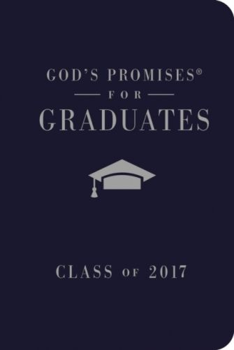 9780718086060 image God's Promises for Graduates: Class of 2017 - Navy