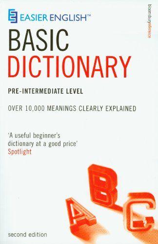 9780747566441 image Easier English Basic Dictionary
