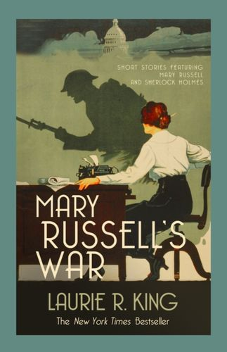 9780749021528 image Mary Russell's War