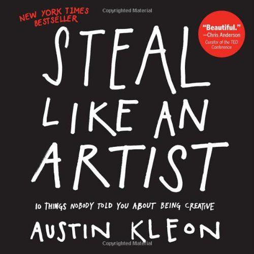 9780761169253 image Steal Like an Artist