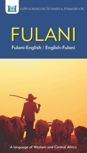 Fulani-English/ English-Fulani Dictionary & Phrasebook