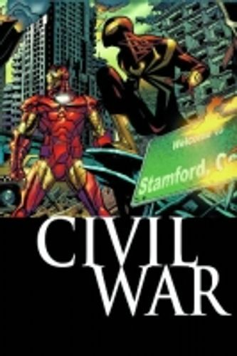 9780785122371 image Amazing Spider-man: Civil War