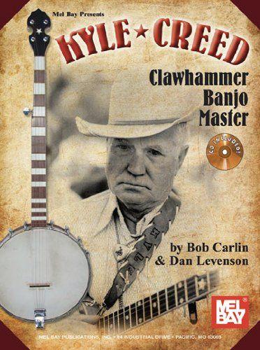 9780786682713 image Kyle Creed - Clawhammer Banjo Master