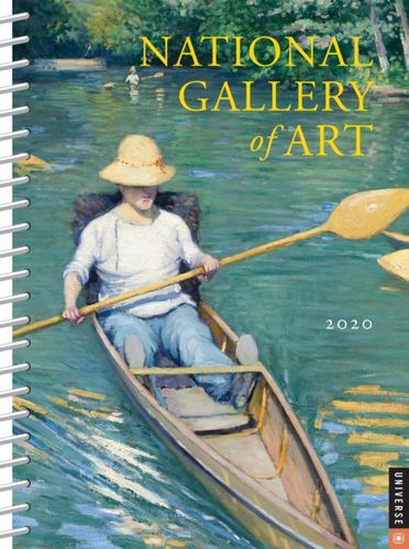 National Gallery of Art 2020 Diary Planner
