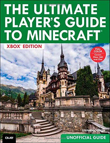 9780789753434 image Ultimate Player's Guide to Minecraft - Xbox Edition