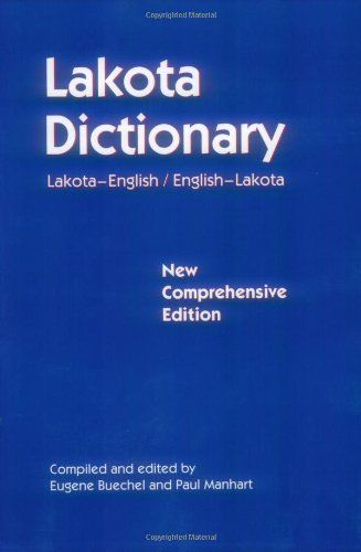 Lakota Dictionary