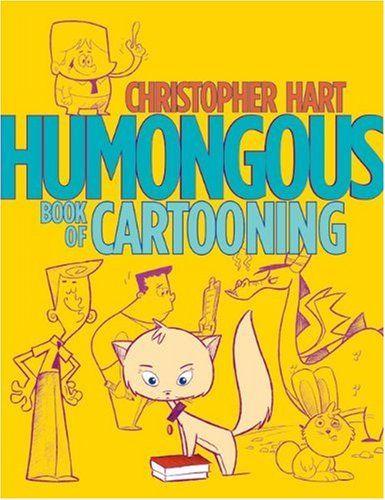 9780823050369 image Humongous Book Of Cartooning