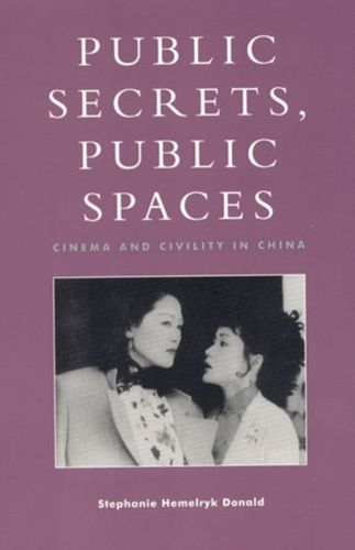 9780847698769 image Public Secrets, Public Spaces