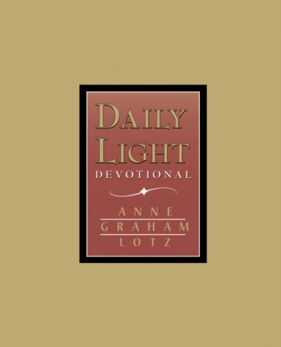 Daily Light - Burgundy