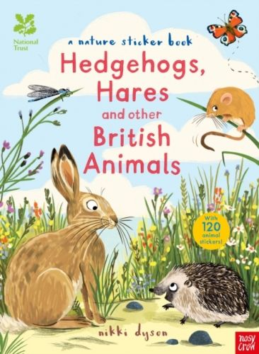 National Trust: Hedgehogs, Hares and Other British Animals