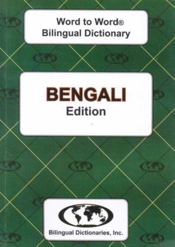 9780933146303 image English-Bengali & Bengali-English Word-to-Word Dictionary