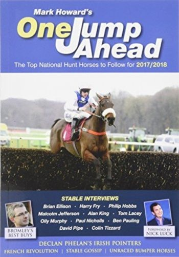 One Jump Ahead 2017/2018