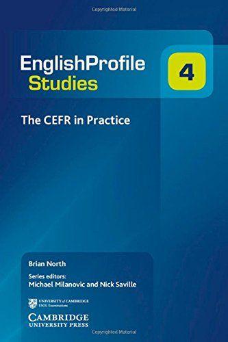 CEFR in Practice