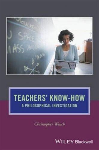 Teachers' Know-How