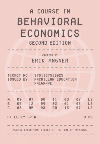 Course in Behavioral Economics