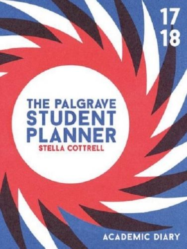 9781137608123 image Palgrave Student Planner 2017-18