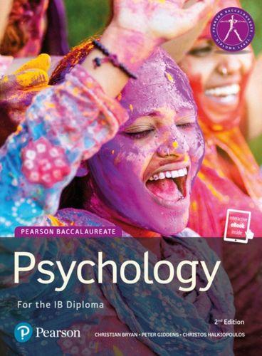 Pearson Baccalaureate Psychology 2e bundle