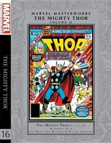 Marvel Masterworks: The Mighty Thor Vol. 16
