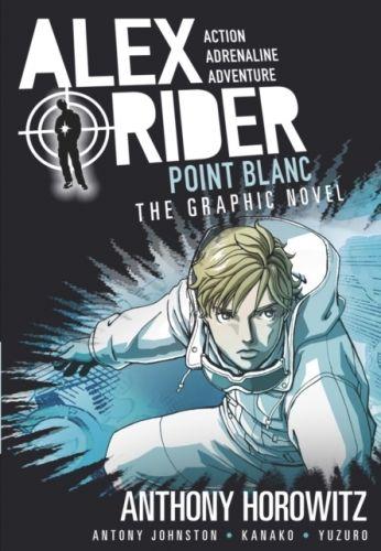 Point Blanc Graphic Novel