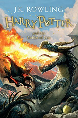 9781408855683 image Harry Potter and the Goblet of Fire