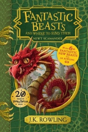 9781408880715 image Fantastic Beasts and Where to Find Them