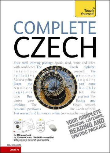 Complete Czech Beginner to Intermediate Course