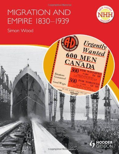 New Higher History: Migration and Empire 1830-1939