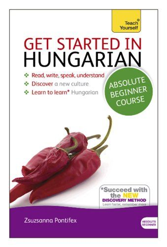 Get Started in Hungarian Absolute Beginner Course