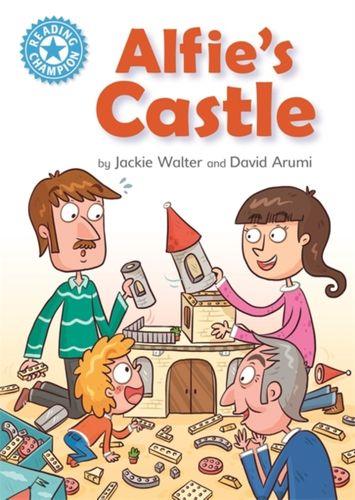 Reading Champion: Alfie's Castle