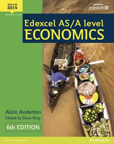 Edexcel AS/A Level Economics Student book + Active Book
