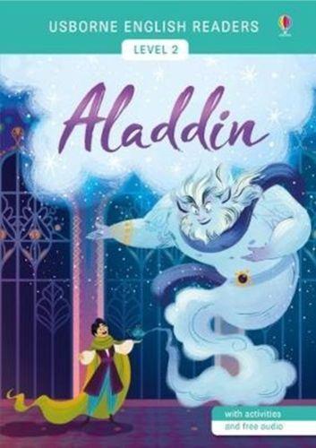 Usborne English Readers Level 2: Aladdin