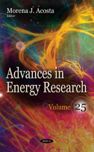 9781536100129 image Advances in Energy Research