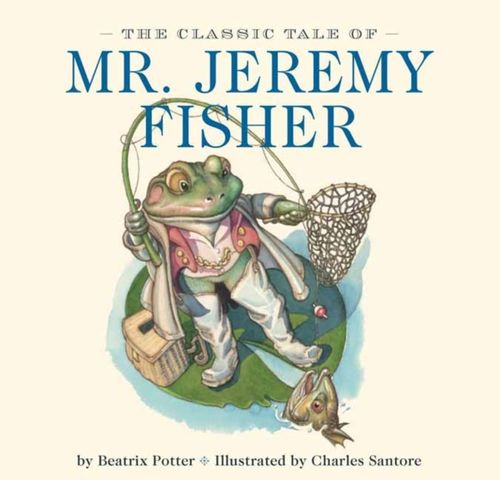 Classic Tale of Mr. Jeremy Fisher