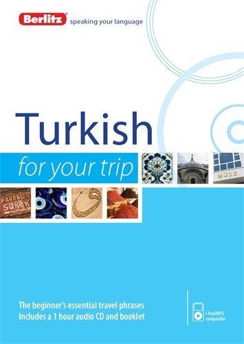 Berlitz Language: Turkish for Your Trip