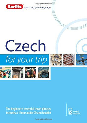 Berlitz Language: Czech for Your Trip
