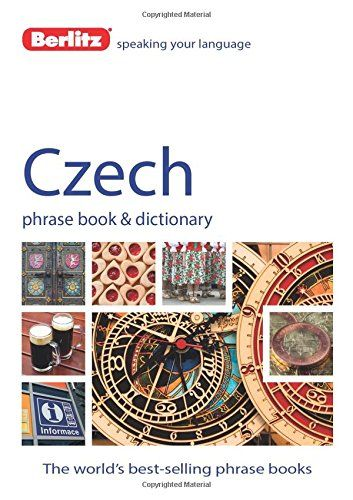 Berlitz Phrase Book & Dictionary Czech