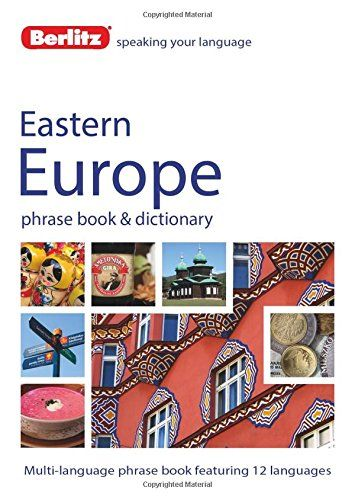 Berlitz Phrase Book & Dictionary Eastern Europe