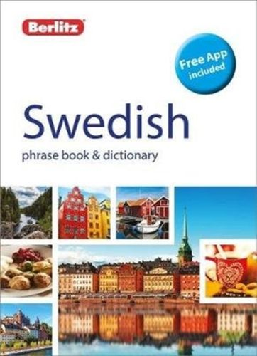 Berlitz Phrase Book & Dictionary Swedish