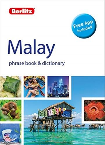 Berlitz Phrase Book & Dictionary Malay(Bilingual dictionary)