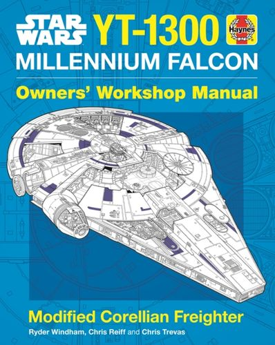 YT-1300 Millennium Falcon Owners' Workshop Manual