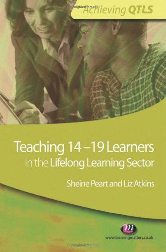 Teaching 14-19 Learners in the Lifelong Learning Sector