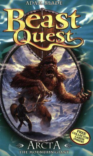 9781846164842 image Beast Quest: Arcta the Mountain Giant