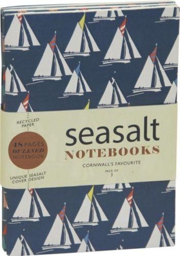 9781849755269 image Seasalt: Sailaway Large Paperback Notebooks (pack of 3)