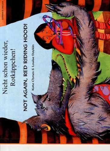 Not again, Red Riding Hood (English/French)