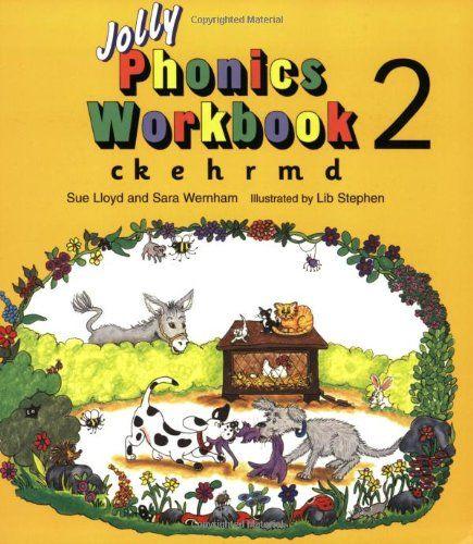 9781870946520 image Jolly Phonics Workbook 2