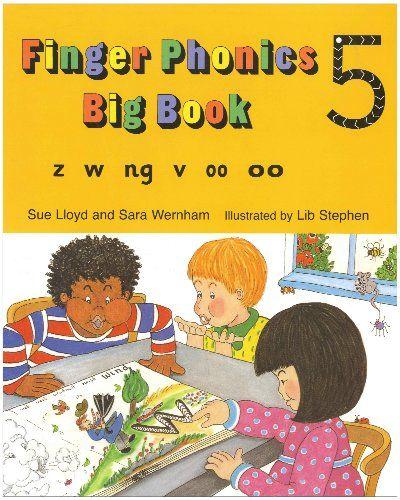 9781870946919 image Finger Phonics
