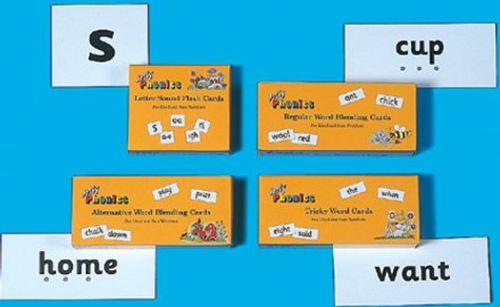 9781903619049 image Jolly Phonics Cards