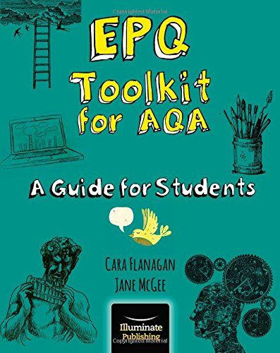 9781908682383 image EPQ Toolkit for AQA - A Guide for Students