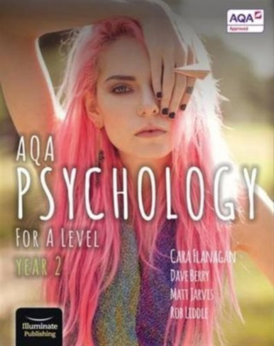 9781908682413 image AQA Psychology for A Level Year 2 - Student Book