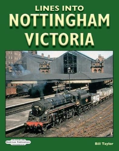 Lines Into Nottingham Victoria